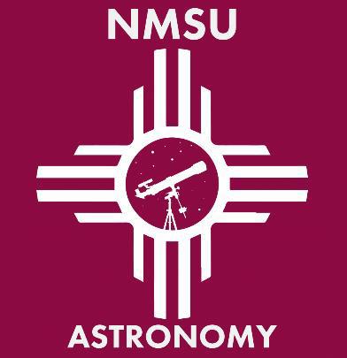 NMSU Astronomy logo